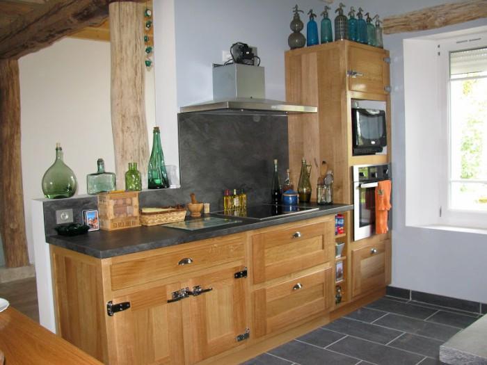 2012 Renovation Cuisine Traditionnelle Menuisier 81260