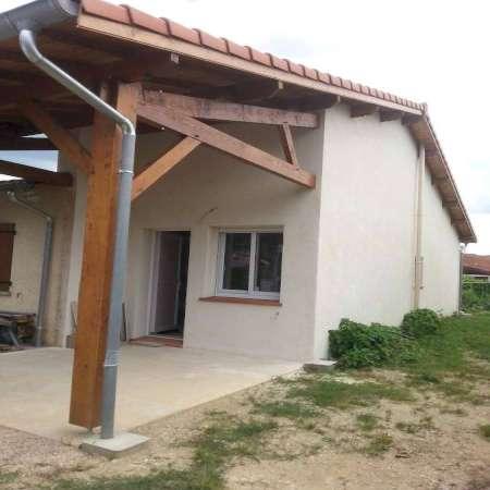 Entreprise extension et construction de maison castres for Construction extension maison