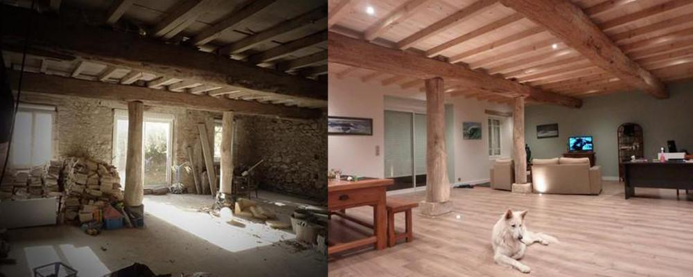Entreprise r novation castres albi tarn for Renovation maison avant apres travaux