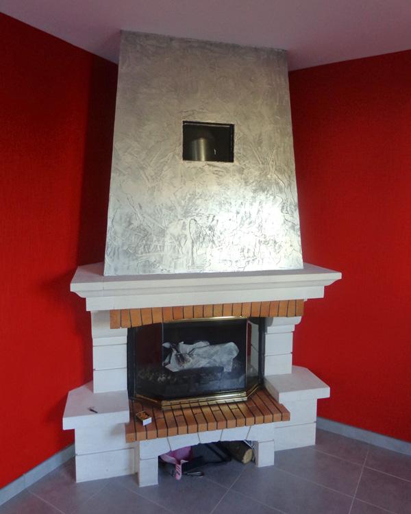 Superb Decoration Hotte De Cheminee  Conseil Pour Vendre U