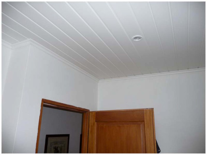 Lambris Pvc Plafond Pictures to pin on Pinterest