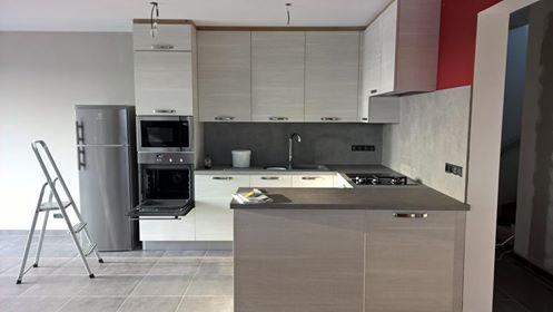 2015 pose nouvelle cuisine zecchinon 81000 albi castres albi tarn. Black Bedroom Furniture Sets. Home Design Ideas