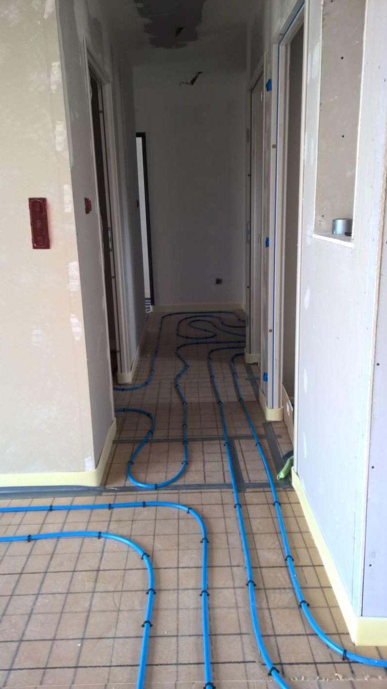 Renovation energetique pompe a chaleur chauffage au for Plancher chauffant electrique renovation