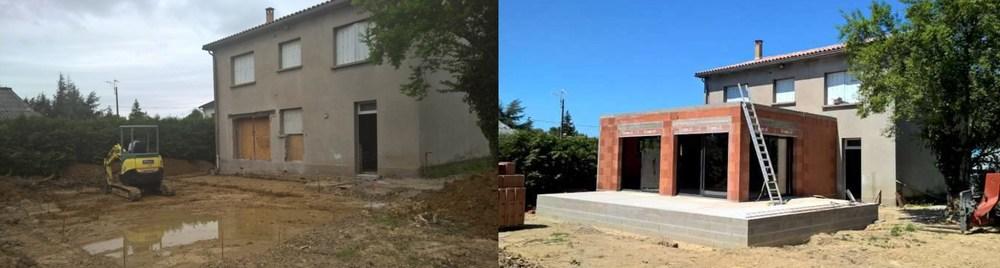 Entreprise Extension Et Construction De Maison  Castres  Albi  Tarn